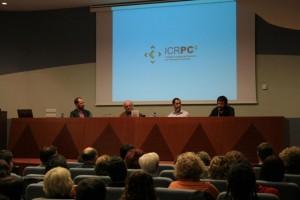 Presentació del segon volum de la col·lecció ICRPC LLIBRES