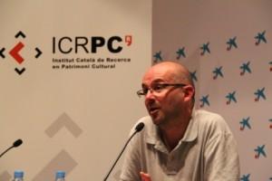 Joan Canimas Foto: Antoni Rojas-ICRPC