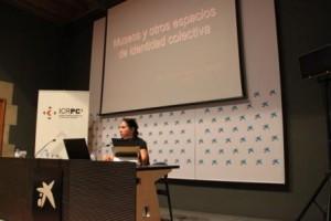 Sophia Vackimes: Foto: Antoni Rojas-ICRPC