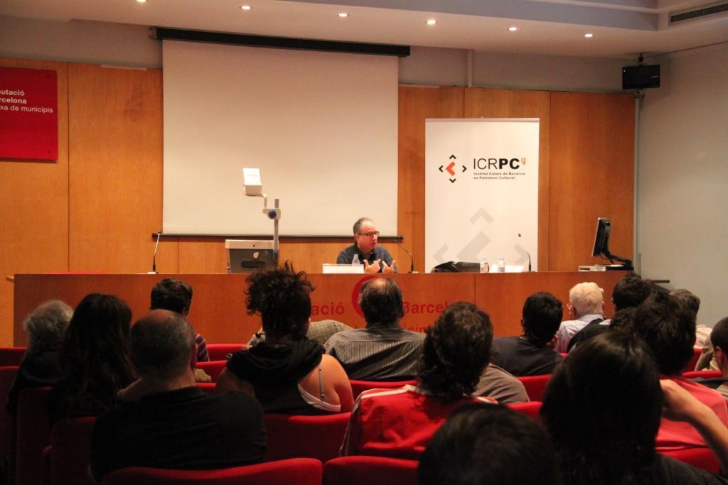 Foto Antonio Rojas-Arxiu ICRPC