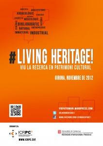 LivingHeritagePoster