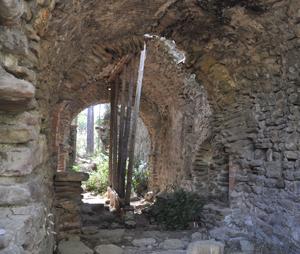 Sant Romà de Sidillà, o de les Arenes