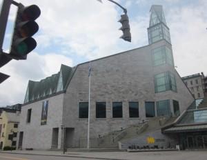 Foto 1 Museu de les Civilitzacions del Quebec