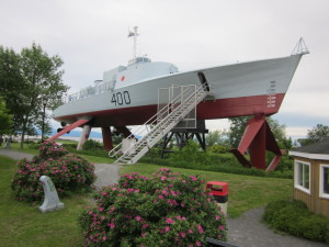 Musée Maritime Québec 3